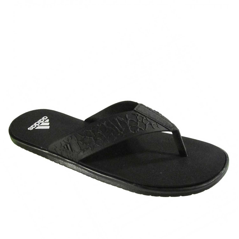 Sandalia de Hombre adidas NEO Negro beachcloud cf y