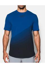 Polo de Hombre Under Armour Azul / negro sc30 energy tee