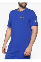Under Armour AZL/AMA de Hombre modelo SC30 Blessed with Game Tee Deportivo Polos