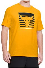 Under Armour AM/NG de Hombre modelo PROJECT ROCK TEE Polos Deportivo