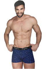 Kayser Azul de Hombre modelo 93.126 Lencería Boxers Calzoncillos Ropa Interior Y Pijamas