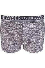 Kayser Negro de Hombre modelo 93.133 Boxers Ropa Interior Y Pijamas Calzoncillos Lencería