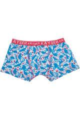 Kayser Azul de Niño modelo 97.48 Boxers Lencería Ropa Interior Y Pijamas