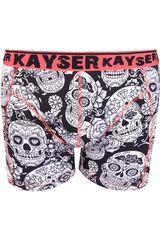Kayser Negro de Hombre modelo 93.203 Ropa Interior Y Pijamas Calzoncillos Lencería Boxers