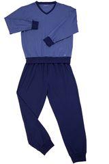 Kayser Azul de Hombre modelo 67.1045 Lencería Ropa Interior Y Pijamas Pijamas