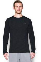 Under Armour Navy de Hombre modelo UA THREADBORNE KNIT LS Polos Deportivo