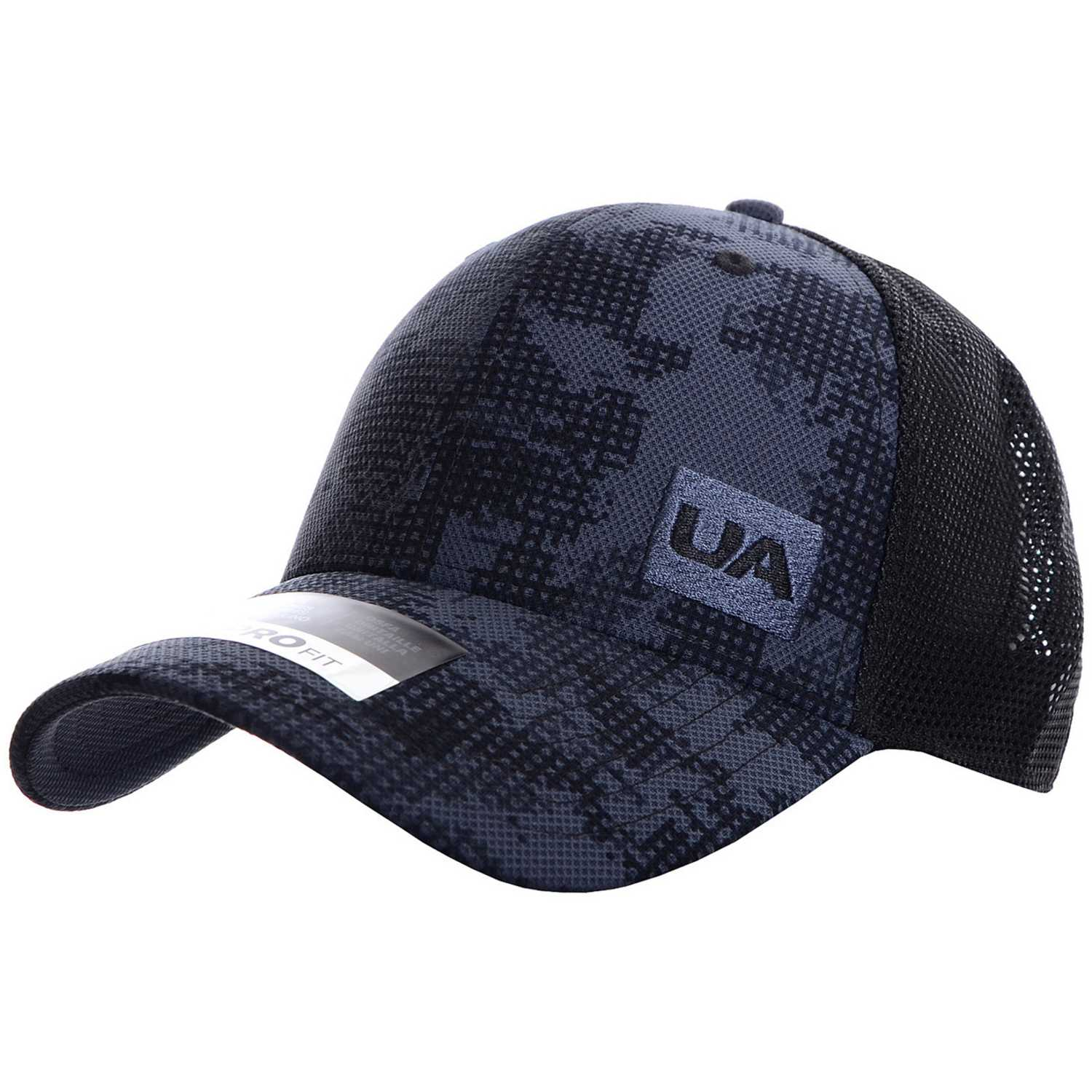 Gorro de Hombre Under Armour NG/GR men's blitzing trucker 3.0
