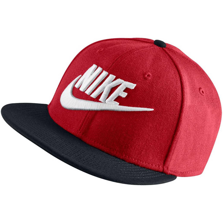 Gorro de Hombre Nike Rojo   negro nike true-snapback  f10ad15f02a
