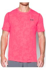 Under Armour Coral de Hombre modelo THREADBORNE ELITE FITTED SS Polos Deportivo