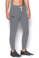 Under Armour Plomo de Mujer modelo Favorite Fleece Pant Pantalones Deportivo