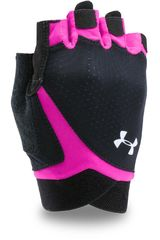 Guantes de Mujer Under Armour women's flux training glove Negro / fucsia