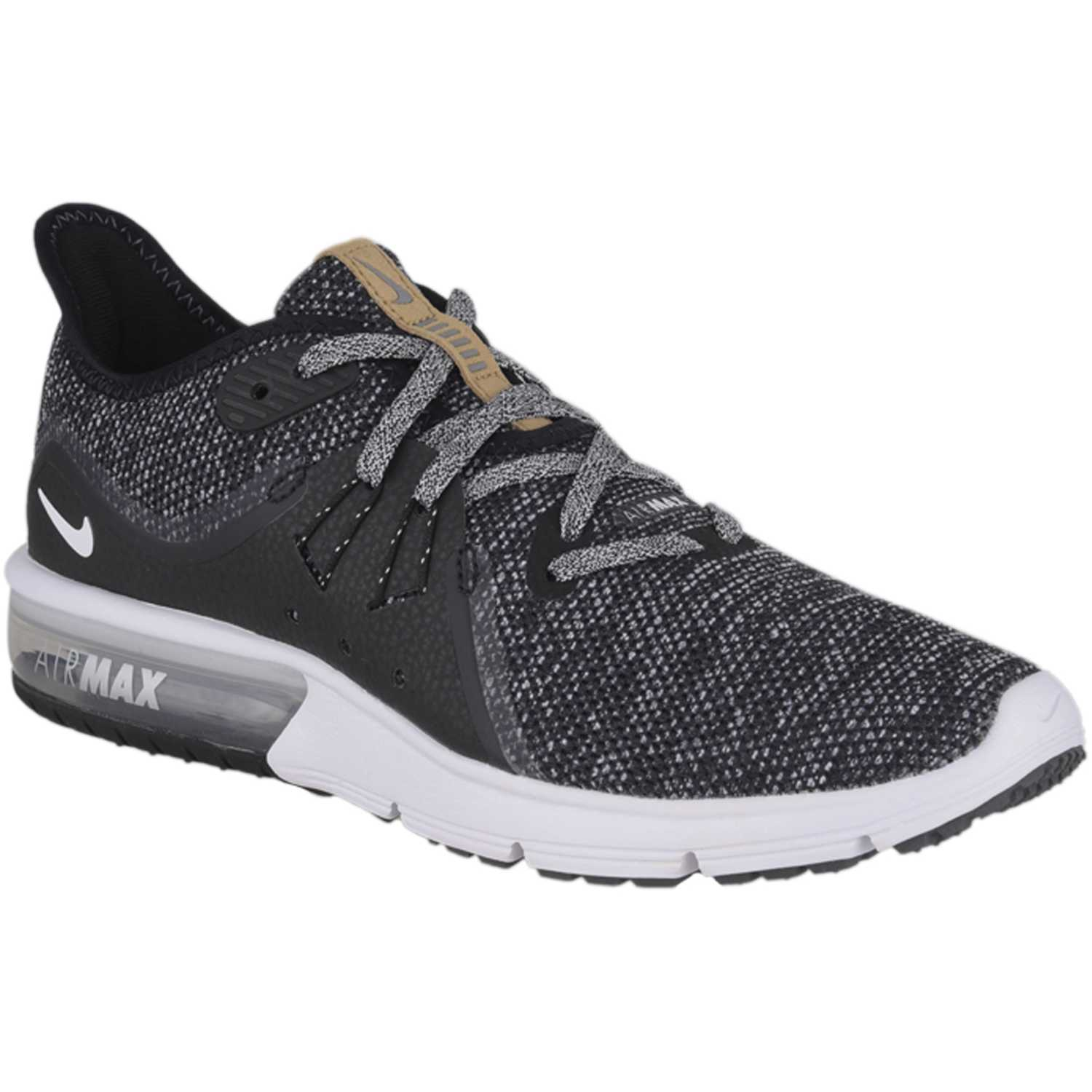 Zapatilla de Mujer Nike Grafito wmns nike sequent air max sequent nike 256382