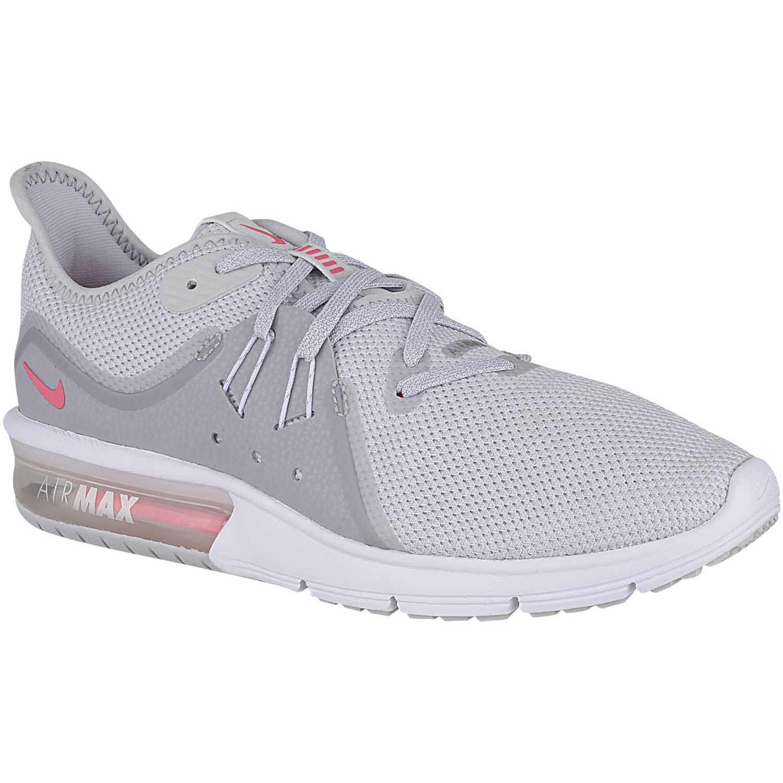 5f96e5b20 Zapatilla de Mujer Nike Gris   plomo wmns nike air max sequent 3 ...