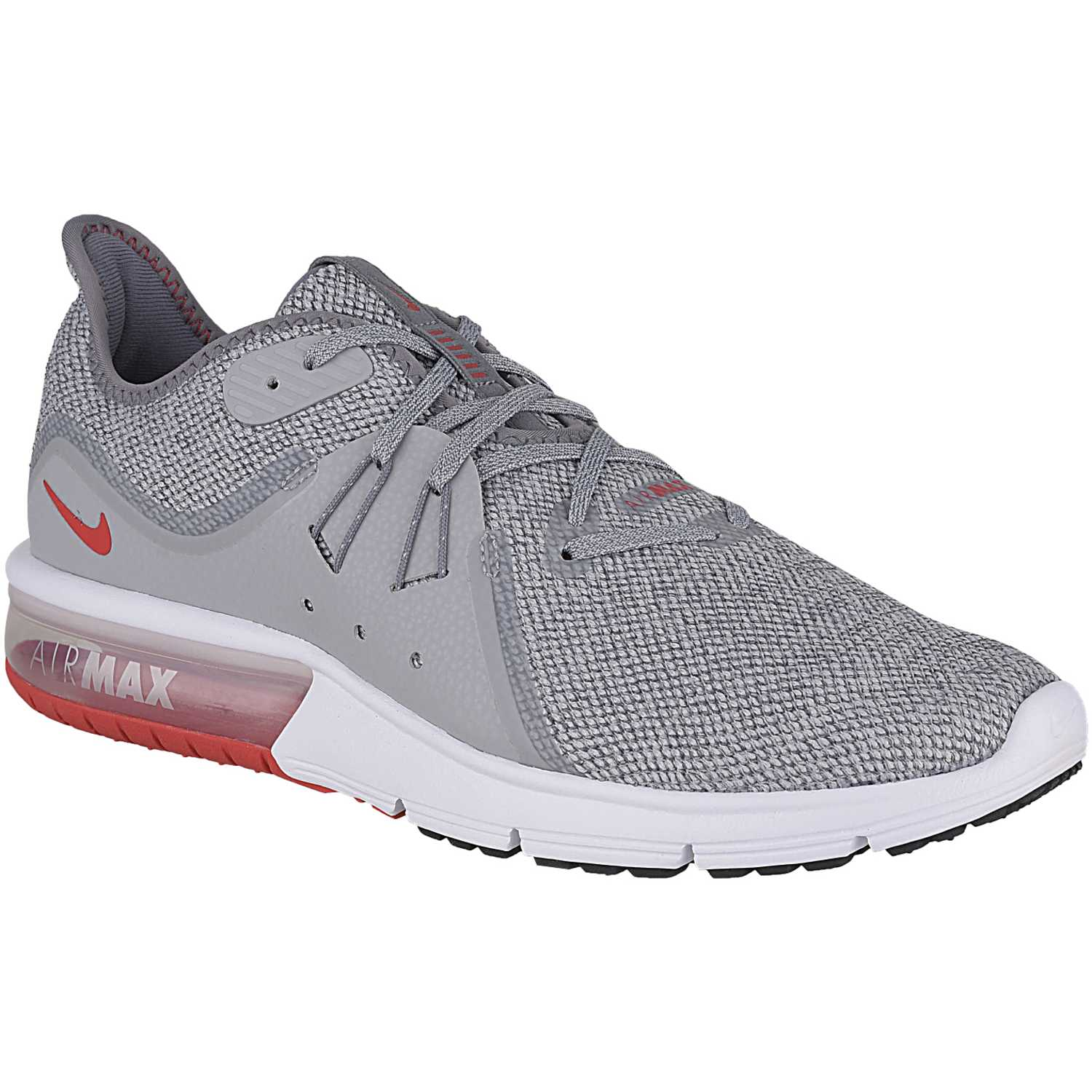 more photos 9a1be 980c4 Zapatilla de Hombre Nike Gris   blanco nike air max sequent 3