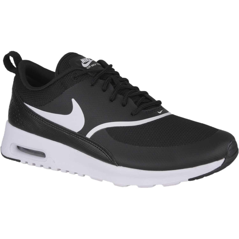 Zapatilla de Mujer Nike Negro / blanco wmns air max thea