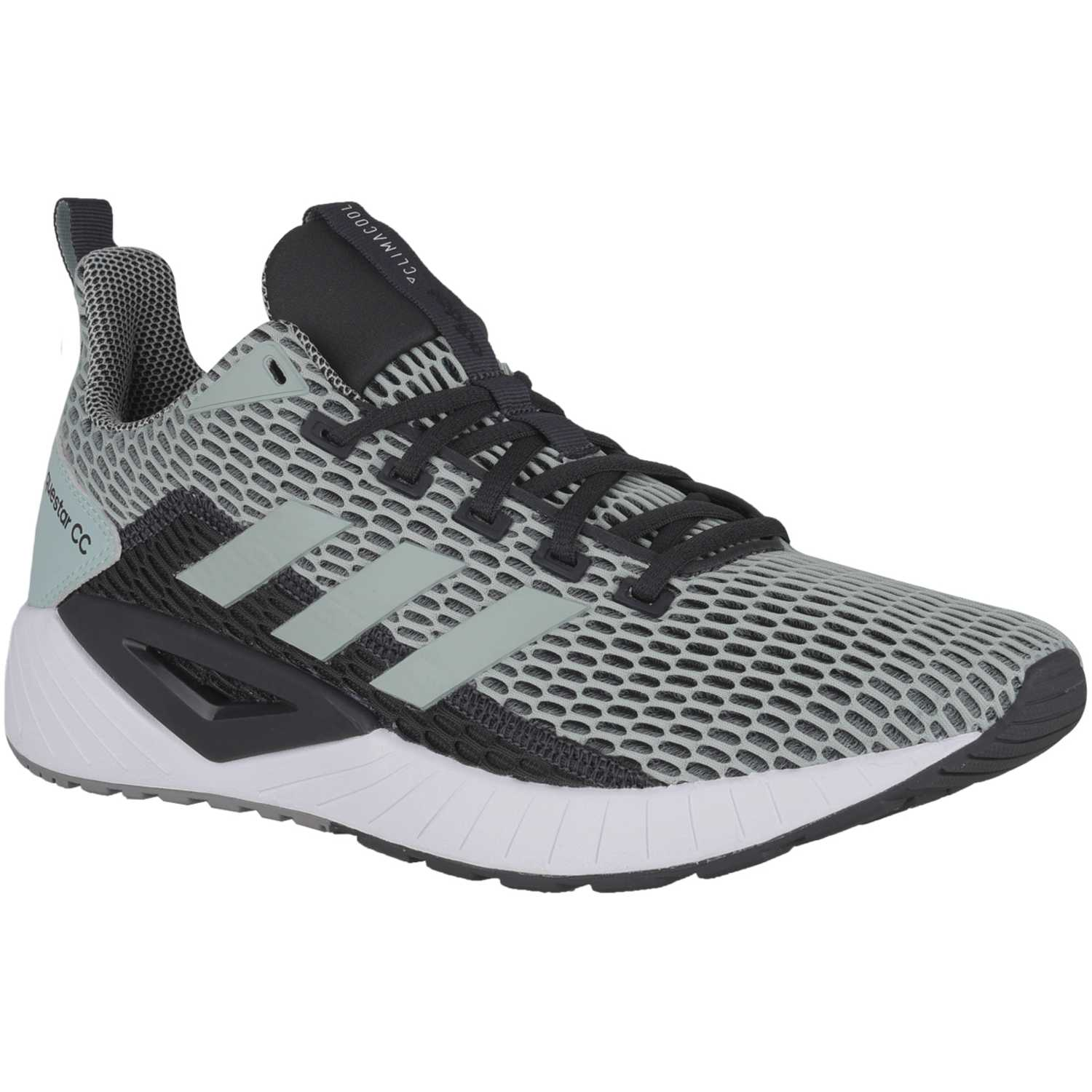 buy popular 1f7c9 d1cd4 Zapatilla de Hombre adidas NEO Gris   turquesa questar cc