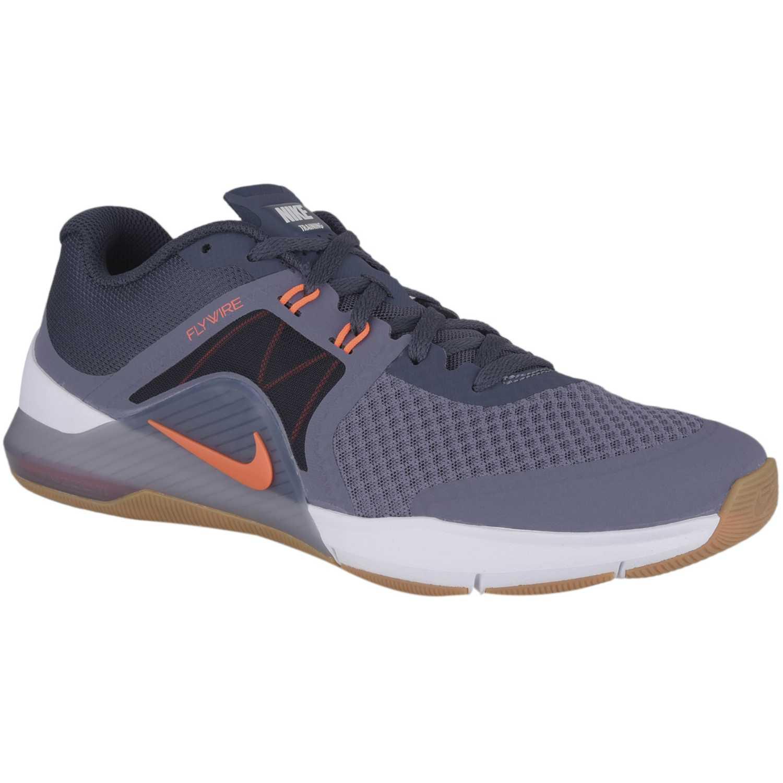 030cafe92ee95 Zapatilla de Hombre Nike Negro   naranja zoom train complete 2 ...