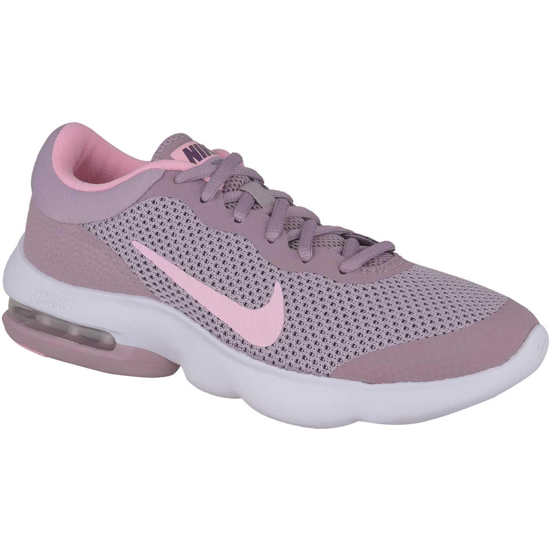 half off f61e1 f04c8 Zapatilla de Mujer Nike Rosado  blanco wmns air max advantage