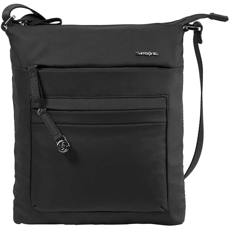 1d78eb96e Cartera Casual de Mujer Samsonite Negro mini shoulder bag ipad black move it
