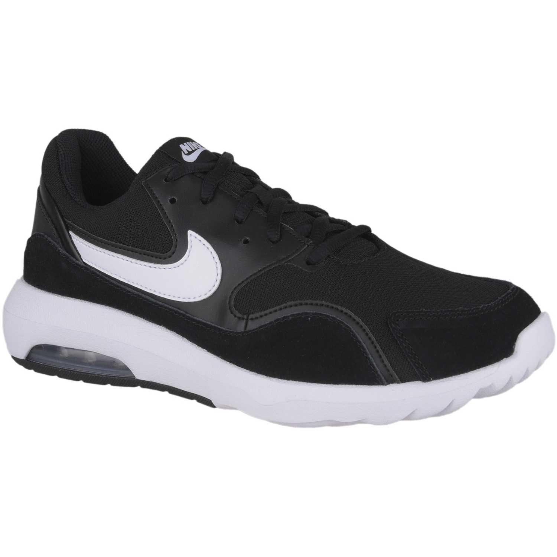 top fashion 82a3b 65637 Zapatilla de Hombre Nike Negro   blanco nike air max nostalgic