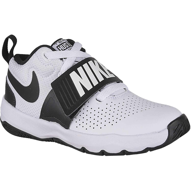 Zapatilla de Niño Nike BL/NG team hustle d 8 bp