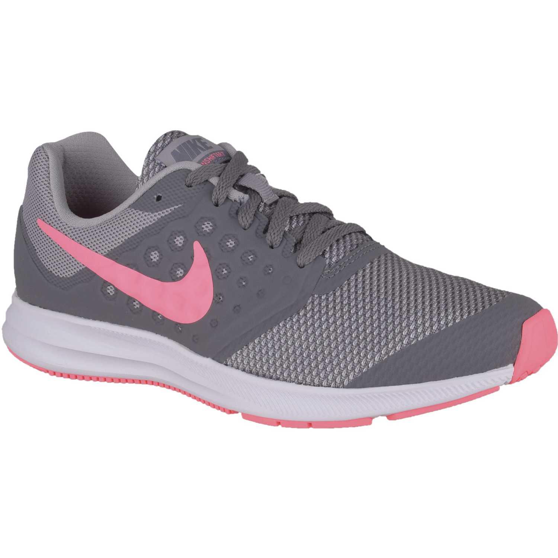 Zapatilla de Jovencita Nike li/ro downshifter 7 gg