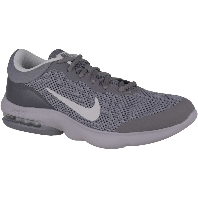 Zapatilla de Hombre Nike Gris / blanco air max advantage