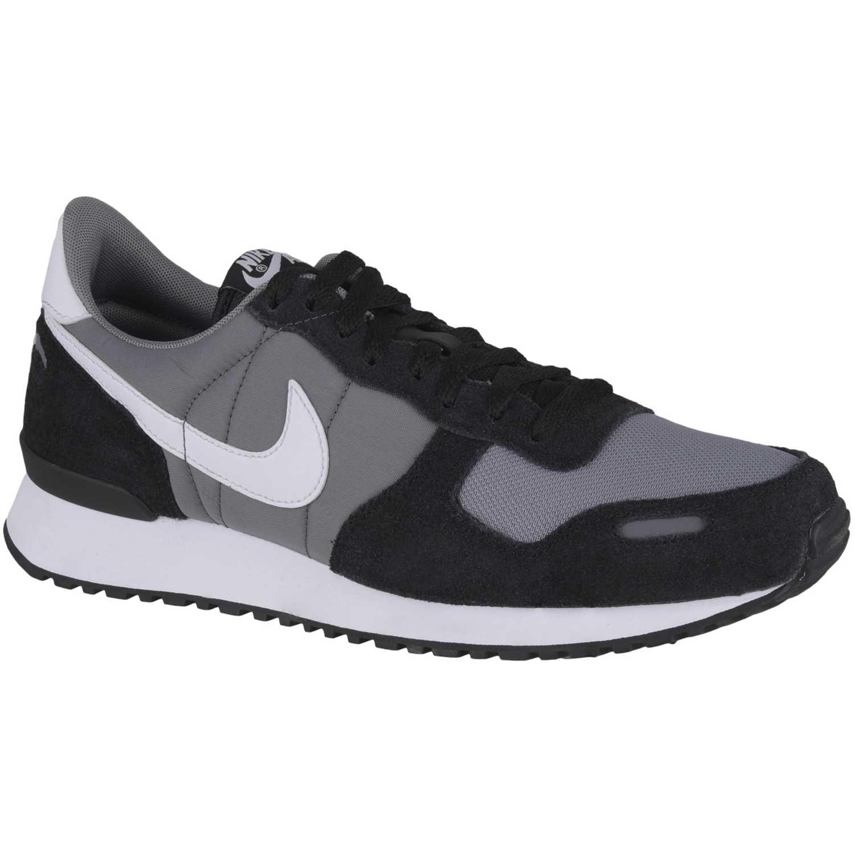 Zapatilla de Hombre Nike Negro / plomo nike air vrtx