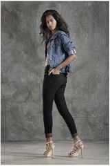 CUSTER Negro de Mujer modelo PITILLO Jeans Pantalones Casual