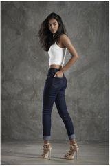 CUSTER Cristal de Mujer modelo PITILLO Jeans Pantalones Casual