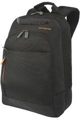 Samsonite NEG de Hombre modelo BACKPACK 14 BLACK ABC Mochilas