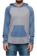 Element Gris / Azul de Hombre modelo BENTON HO Casual Poleras