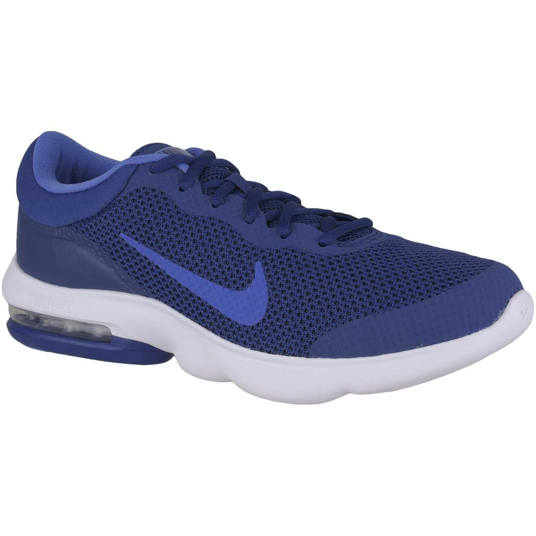 Zapatilla de Hombre Nike Azul / azul air max advantage