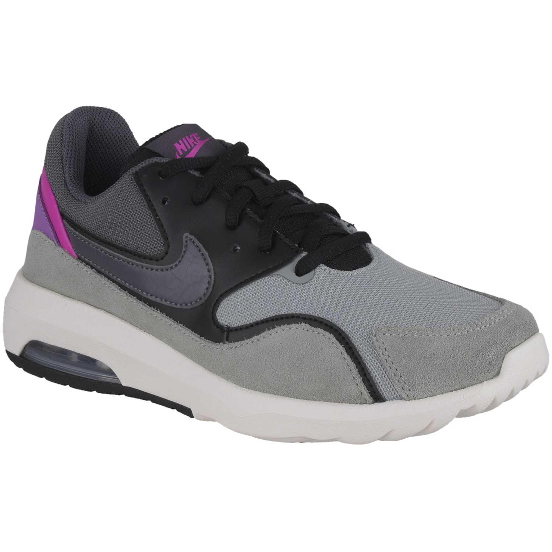 premium selection 42335 3b0b7 Zapatilla de Mujer Nike Gris  rosado wmns nike air max nostalgic