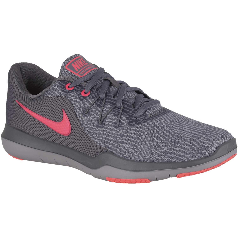sports shoes 779ed c91ea Zapatilla de Mujer Nike Gris  plomo w nike flex supreme tr 6