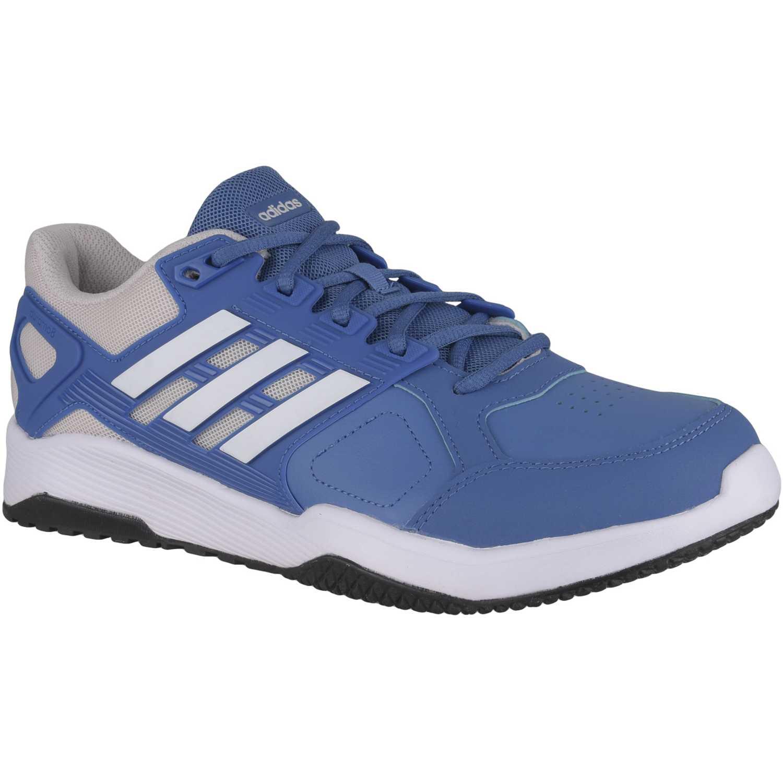 best website 59314 b4001 Zapatilla de Hombre adidas NEO Azul   blanco duramo 8 trainer m