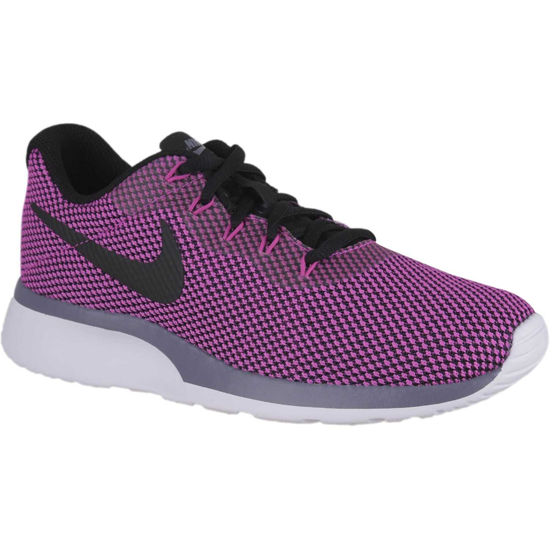 Zapatilla de Mujer Nike Morado   negro wmns tanjun racer ... cdf16f95e0ace