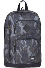 Xtrem Gris de Hombre modelo Backpack HEX CAMO WAVE 704 Mochilas