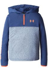 Under Armour Varios de Jovencito modelo Threadborne 1/4 Zip Hood Camisetas Polos