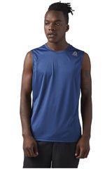 Reebok Azul de Hombre modelo RUN SLVLS Deportivo Bividis