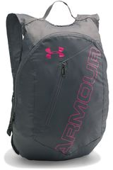 Under Armour Gris de Hombre modelo MOH UND 1256393-040 UA PACKABLE BP TU Mochilas