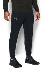 Under Armour Negro de Hombre modelo PAN UND 1309818-001 RIVAL FITTED T L Pantalones Deportivo