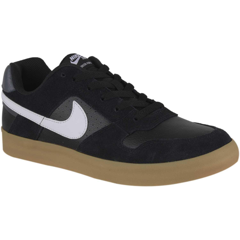 bb622702 Zapatilla de Hombre Nike negro / marrón nike sb delta force vulc ...