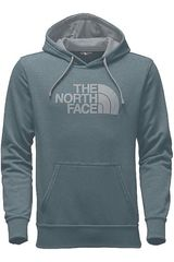 The North Face Acero / Gris de Hombre modelo M HALF DOME HOODIE Poleras Deportivo