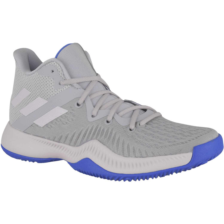 Zapatilla de Hombre Adidas Gris   azulino mad bounce  9441556e8