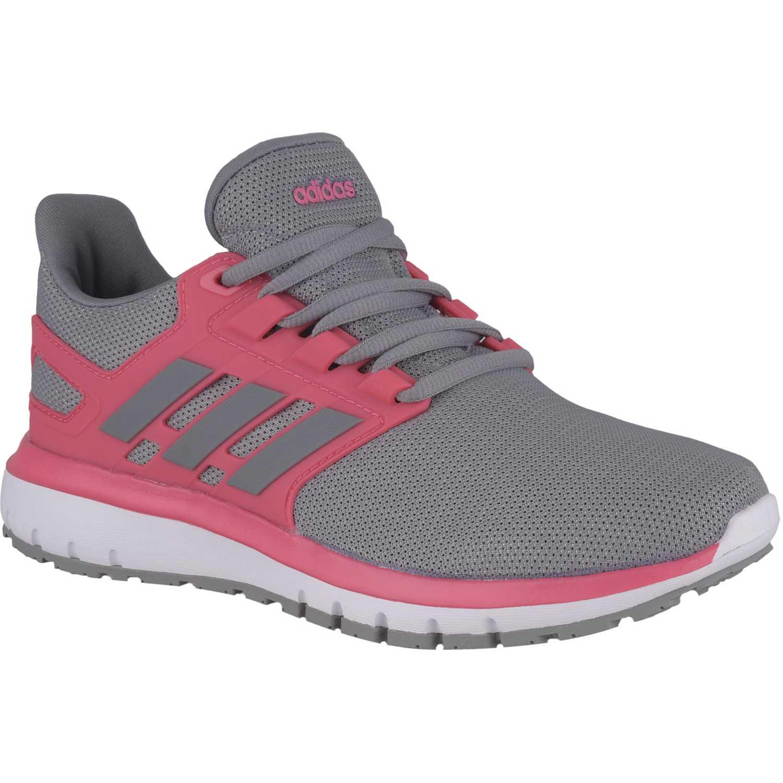 promo code d8206 4df48 Zapatilla de Mujer adidas NEO Gris  rosado energy cloud 2 w