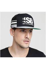 Nike NG/GR de Hombre modelo NIKE SB CUT TRUCKER Gorros