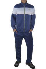 Fila Azul / blanco de Hombre modelo agasalho masc. fila soft Buzos Deportivo
