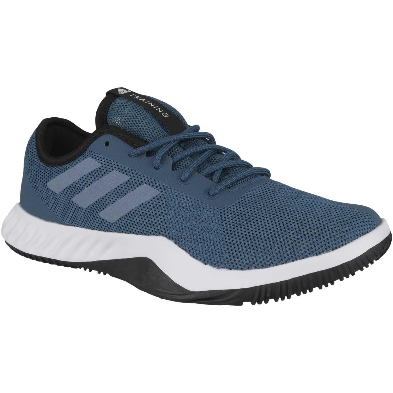 the latest ab445 2a590 Zapatilla de Hombre Adidas Azul crazytrain lt m