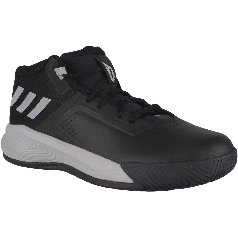 Zapatilla de Hombre Adidas Negro / blanco d lillard brookfield